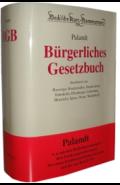Palandt, Kommentar zum BGB, 75. Auflage (2016)