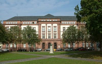 landgericht darmstadt - Bewerbung Referendariat Hessen
