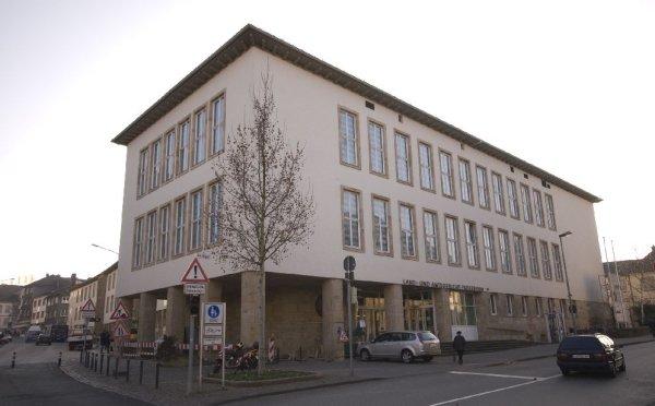 Landgericht Paderborn (B)