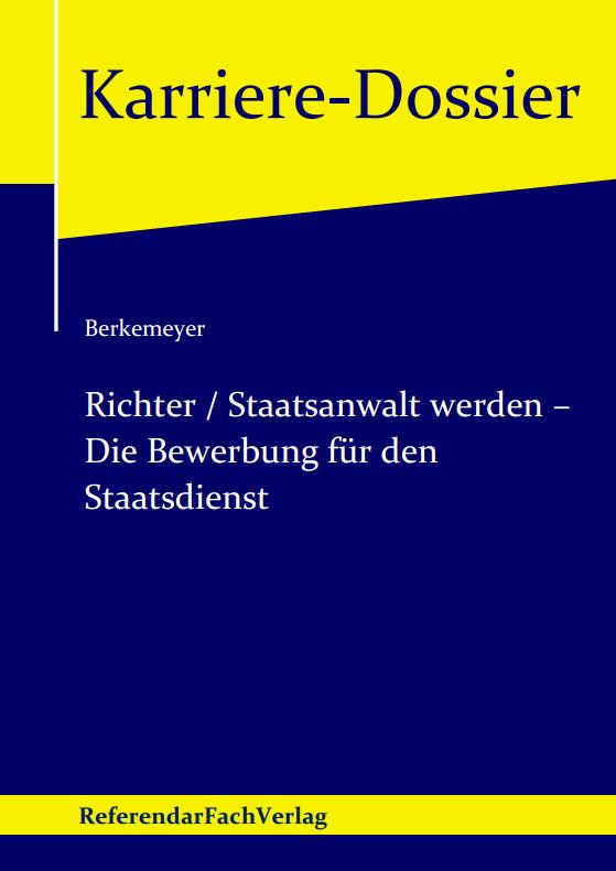 Die Richter-Einstellung in Niedersachsen   juristenkoffer.de